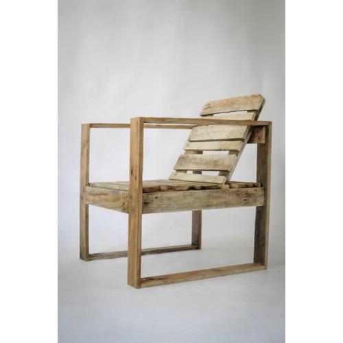 Fotoliu din lemn