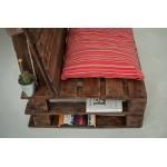 Canapea din paleți