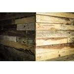 Panou din lemn reciclat