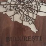 Harta BUCUREȘTI